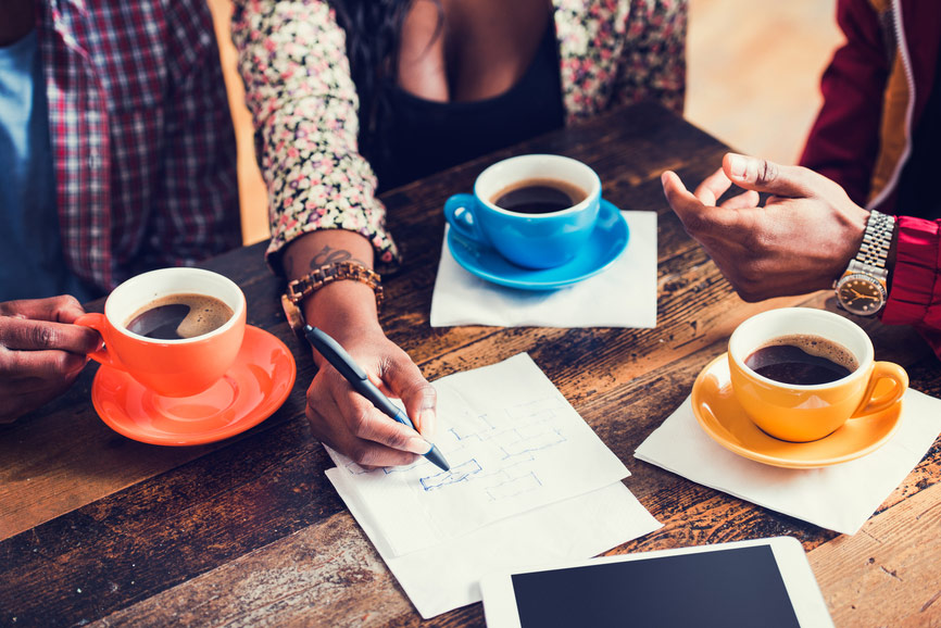 writing customer case studies and other content marketing